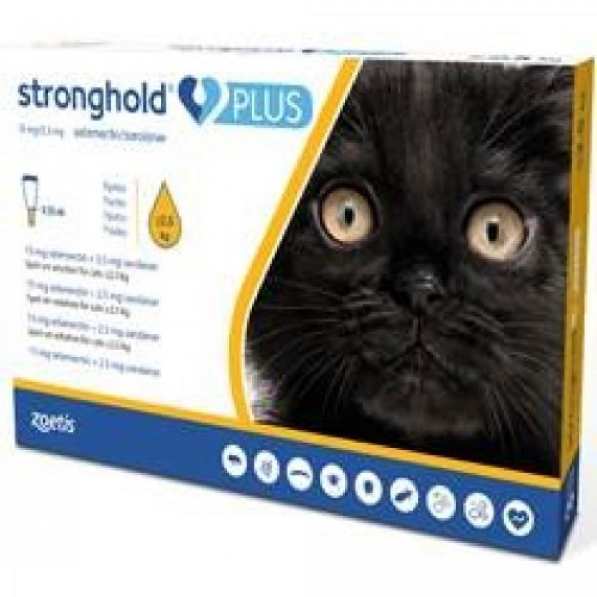 stronghold plus gatos. Black Bedroom Furniture Sets. Home Design Ideas