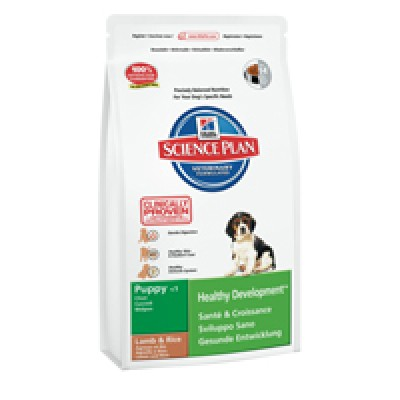 Hill's SP Canine Puppy Healthy Development Cordero y Arroz 3 Kg