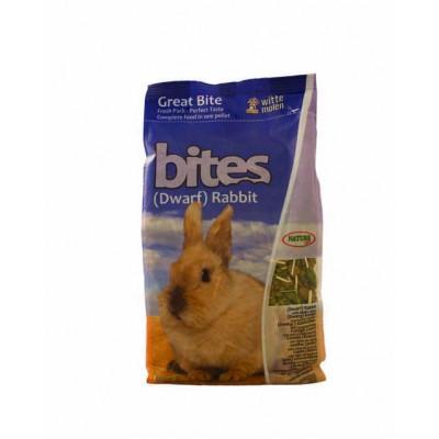 Nature Select Bites Conejos Enanos 800 Gr