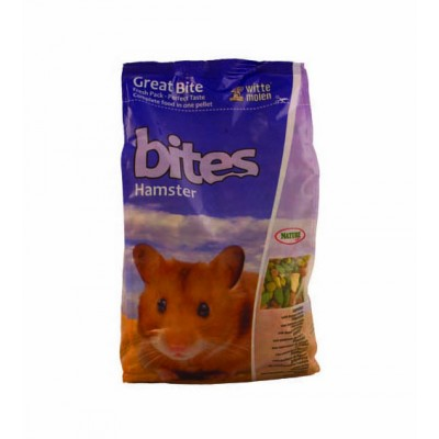 Nature Select Bites Hamsters 800 Gr