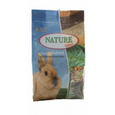 Nature Select Conejos Enanos 800 Gr.