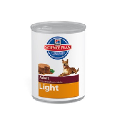 Hill's SP Canine Adult Light con Pollo (Lata) 370 Gr