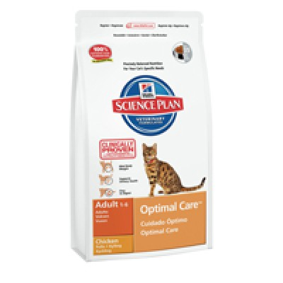 Adult Optimal Care Pollo 2 kg