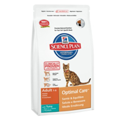 Adult Optimal Care Atún 5 kg