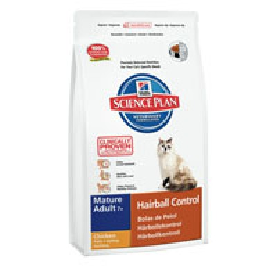 Mature Adult 7+ Hairball 1,5 kg