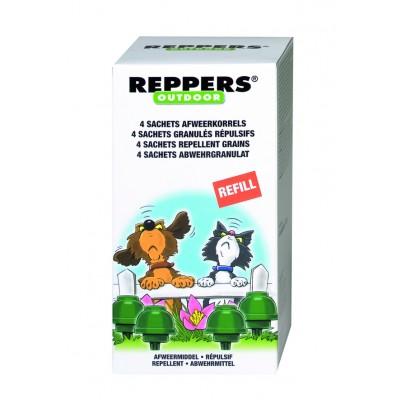 Reppers Repuesto 4 Bolsas 80G