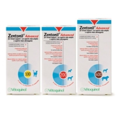 Zentonil Advance 30 Compr.