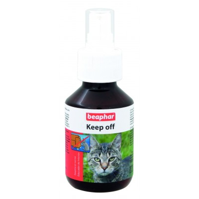 Keep Off Repelente Gatos 100Ml