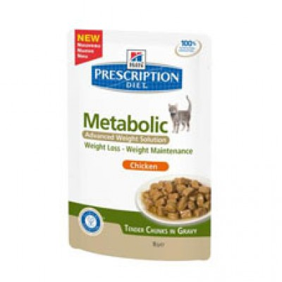 PD Feline Metabolic (bolsita) 12x85g