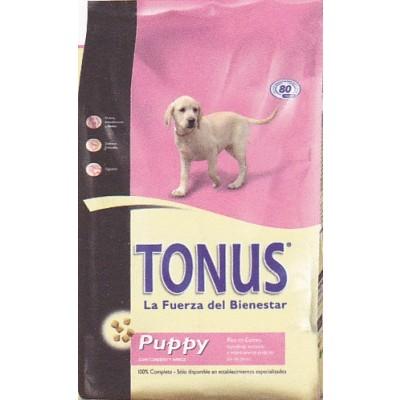 TONUS PUPPY Cordero&Arroz 4x3kg XM Chow