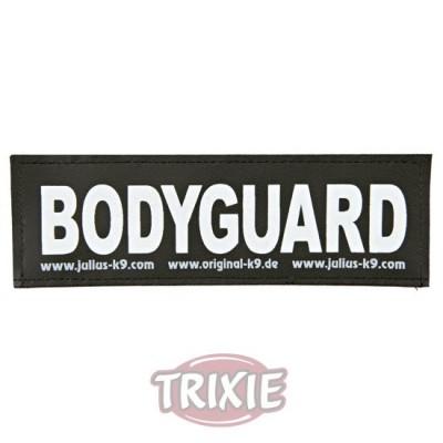 Etiquetas Velcro Julius-K9 Bodyguard, L
