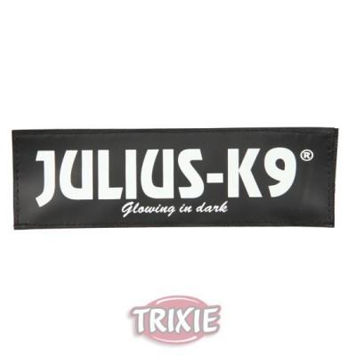 Etiquetas Velcro Julius-K9 Schmusebacke, L