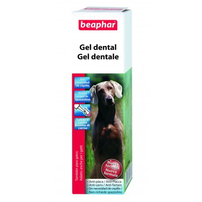 GEL ABRASIVO DENTIFRICO Dog-A-Dent 100 g