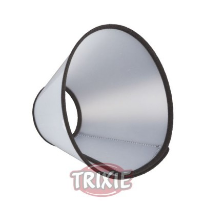 Collar Veterinario Con Velcro, S, 25-32 Cm, 12 Cm