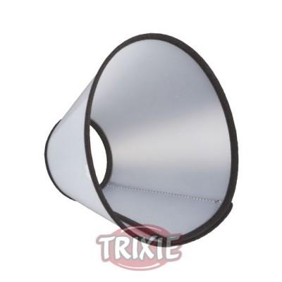 Collar Veterinario Con Velcro, M, 36-43 Cm, 18 Cm