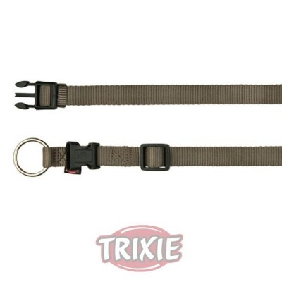 Collar Premium, S-M, 30-45 Cm,15 Mm, Taupe