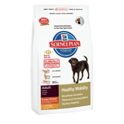 Hill's SP Canine Adult Healthy Mobility Razas Grandes 12 Kg