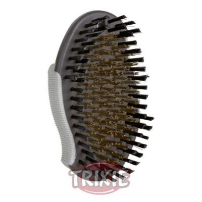 Cepillo Mano, Cerdas Nylon, Plástico, 7X12 Cm