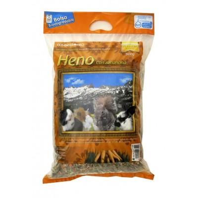 Heno Con Zanahoria 500 Grs.