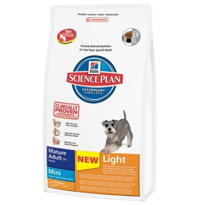 Hill's SP Canine Adult Light Mini 2,5 kg