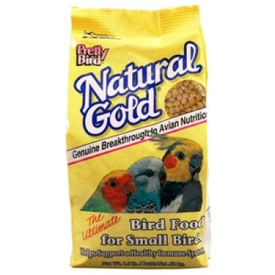 Pretty Bird Natural Gold Sumplemento 120 Gr