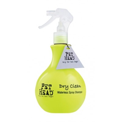 Pet Head Dry Clean (Champu En Seco Perro) 450 Ml