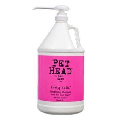 Pet Head Dirty Talk (Champu Desodorizante) 3,79 Lt*