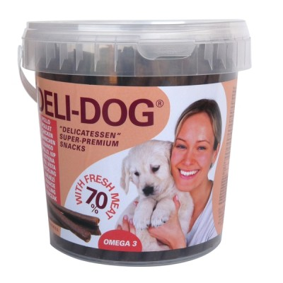DELI DOG POLLO 300 GRS.