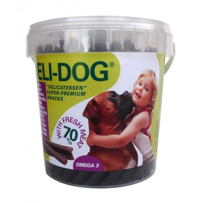 DELI DOG BUEY 800 GRS.