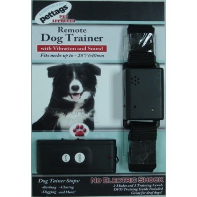 Collar Dog Trainer Control Remoto