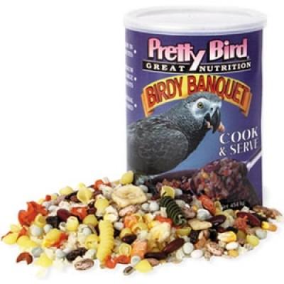 Pretty Birdy Banquet 454 G.