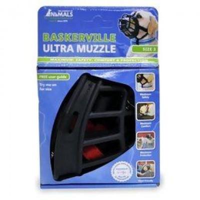 Baskerville Ultra Muzzle Size 3