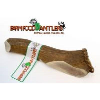 Asta de ciervo XL 226-320 gramos