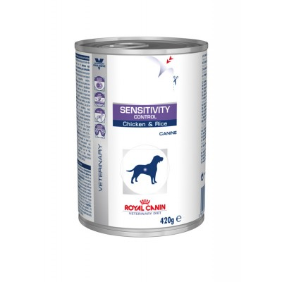 Royal Canin Sensitivity Control (con pato) 420 gr