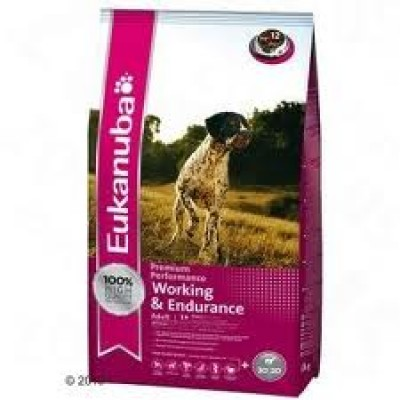 Eukanuba Adult Working & Endurance 15 Kg