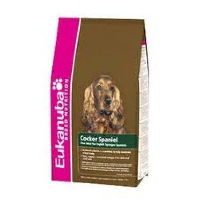 Eukanuba Breed Nutrition Cocker Spaniel 2,5 Kg