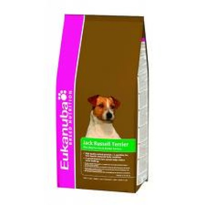 Eukanuba Breed Nutrition Jack Russell 2,5 Kg