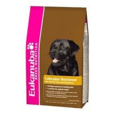 Eukanuba Breed Nutrition Labrador Retriever 2,5 Kg