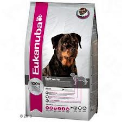 Eukanuba Breed Nutrition Rottweiler 2,5 Kg