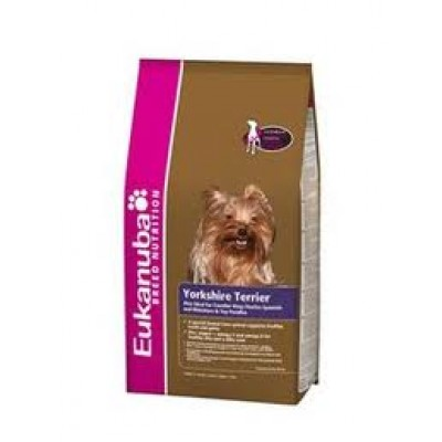 Eukanuba Breed Nutrition Yorkshire Terrier 1 Kg