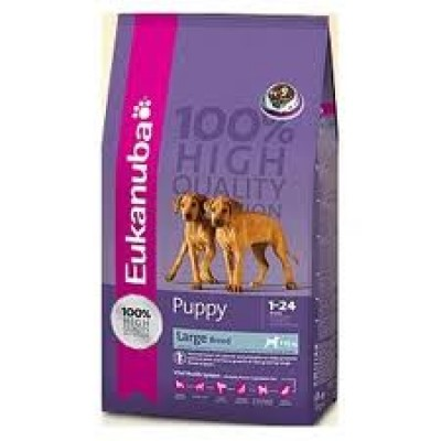 Eukanuba Puppy & Junior Cordero y Arroz 3 Kg