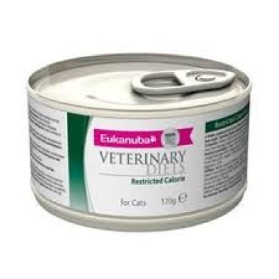 Eukanuba Restricted Calorie Humedo 170 Gr