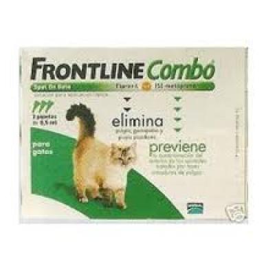 Frontline Combo Gatos 18 Pipetas