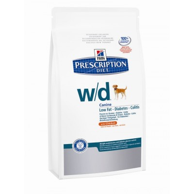 Hill´s PD  Canine w/d 4  kg