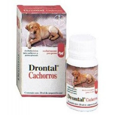 Drontal Cachorros Sol. Oral 50 Ml