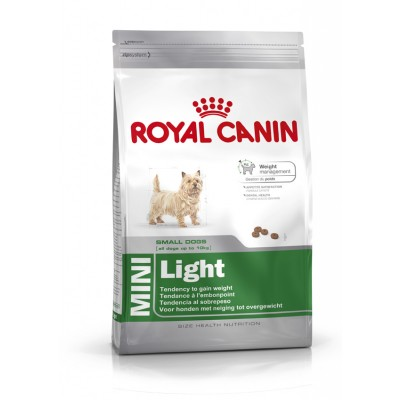 Royal Canin Mini Light 4 kg