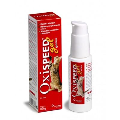 Oxispeed Gel Gatos 55 Gr