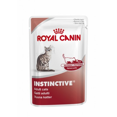 Royal Canin Instinctive 12 85 gr