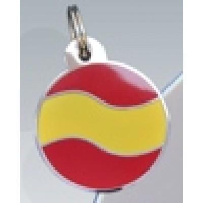 Placa bandera España