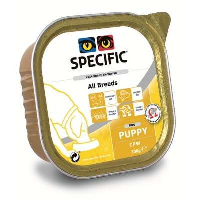 Specific Puppy Small CPW 300gr x 6 latas